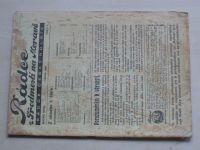 Rádce z Předmostí na Moravě 1-12 (1940) ročník XXVII.