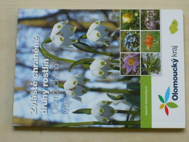 Zvláště chráněné druhy rostlin Olomouckého kraje (2012)