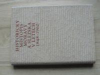 Historický místopis Moravy a Slezska 1848-1960 14 - Opava, Bílovec, Nový Jičín