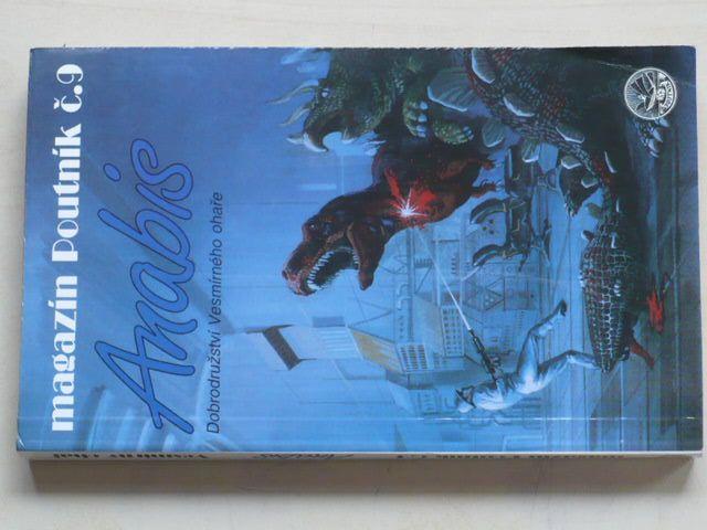 Magazín Poutník č.9 - Anabis - Dobrodružství Vesmírného ohaře (1995)