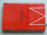 Martínek - Černá země - Jakub Oberva; Plameny; Země duní I.-III. (1965) 3 knihy