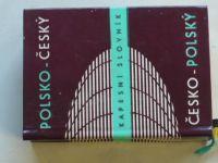 Polsko - český; Česko - polský kapesní slovník (1965)