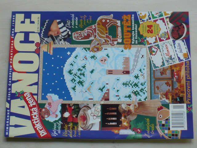 Praktická žena - Mimořádné číslo Vánoce (1996)