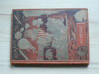 Romány Jul.Vernea - Do Měsíce (Vilímek, IV. vydání)