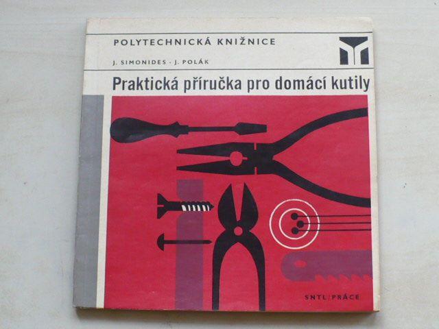 Simonides - Praktická příručka pro domácí kutily (1971)