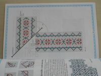 Svobodová - Katalog nových vzorů křížkových výšivek (1994)