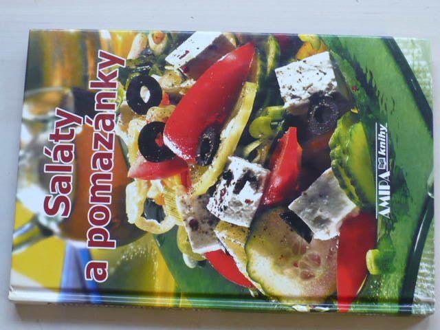 Vaiglová, Bauerová - Saláty a pomazánky (2006)
