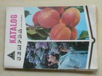 Katalog Sempra - Závod Kroměříž (1974)