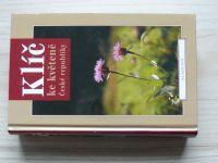 Klíč ke květeně České republiky (2002) ed. Kubát