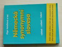 Kolečková - Německá synonymní slovesa (1999)