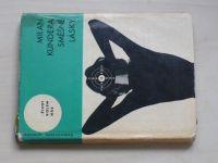Kundera - Směšné lásky (1965)