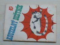 Pírko ptáka Ohniváka 10 - Tafel - Kouzelný deštník (1968)