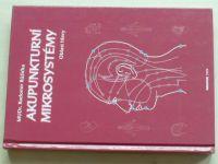 Růžička - Akupunkturní mikrosystémy (1999) oblast hlavy