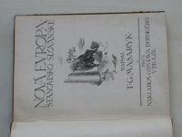 T.G.Masaryk - Nová Evropa - stanovisko slovanské (1920)