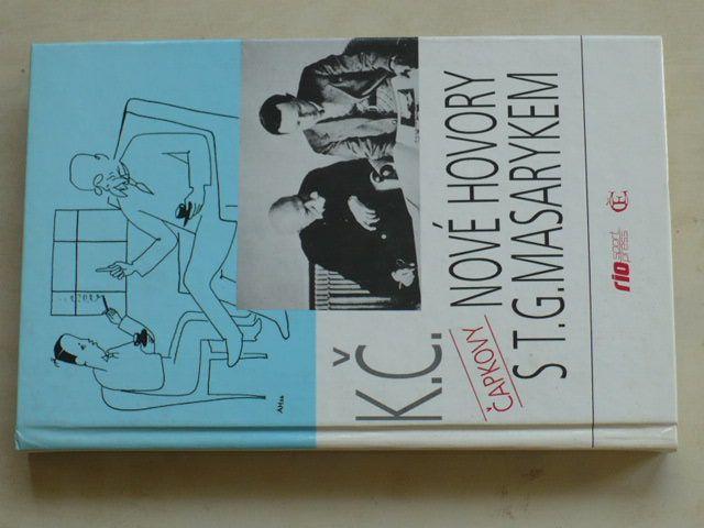 Čapkovy nové hovory s T.G. Masarykem (1992)