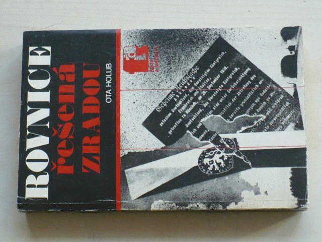 Holub - Rovnice řešená zradou (1983)