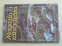 Magazín záhradkára 1 (1988) slovensky