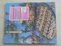 Sešity domácího hospodaření - svazek 47 - Davidová - Vánoční pečivo (1987)