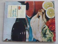 Sešity domácího hospodaření - svazek 57 - Štorová, Šafářová - Vaříme pro dva (1972)