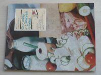 Sešity domácího hospodaření - svazek 59 - Sedláčková - Co z mléka a z mléčných výrobků (1972)