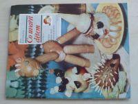 Sešity domácího hospodaření - svazek 64 - Šafářová - Co uvařit dětem (1973)