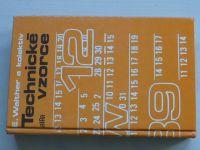 Walther - Technické vzorce (1987) slovensky