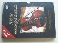 700 let klasických pokladů (2011) kniha + 8 CD