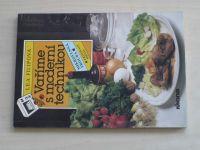 Filipová - Vaříme s moderní technikou - Mikrovlnná trouba, fritovací hrnec (1989)