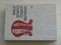 Malý staročeský slovník (1979)