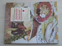 Sešity domácího hospodaření - svazek 126 - Kopáčková - Japonská kuchyně (1984)