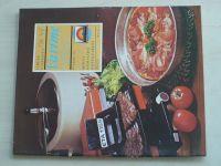 Sešity domácího hospodaření - svazek 132 - Vlachová - Vaříme s moderní technikou (1985)