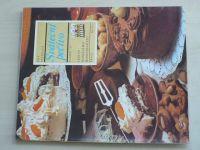 Sešity domácího hospodaření - svazek 133 - Filipová - Sváteční pečivo (1987)