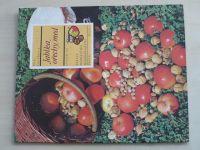 Sešity domácího hospodaření - svazek 150 - Šafářová - Jablka, ořechy, med (1988)