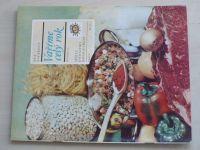 Sešity domácího hospodaření - svazek 73 - Šafářová - Vaříme celý rok (1975)