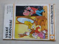 Čtyřlístek 144 (1987) ročník XIX.