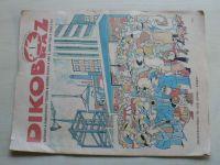 Dikobraz 1-52 (1982) ročník XXXVIII. (chybí čísla 5-7, 9-10, 13, 22-25, 27, 32, 34, 41-43, 52, 35 č)