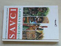Dungel - Ilustrovaná encyklopedie - Savci střední Evropy (1993)