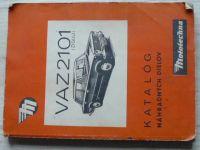 VAZ 2101 (Žiguli) - Katalóg náhradných dielov - Mototechna Bratislava