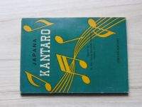 Japana KANTARO (Japonsko 1957) zpěvník