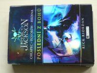 Riordan - Percy Jackson - Poslední z bohů (2011)