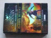 Riordan - Percy Jackson - Zloděj blesku (2009)