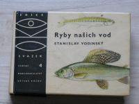 OKO 4 - Vodinský - Ryby našich vod (1965)
