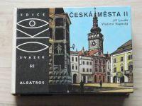 OKO 62 - Louda, Kopecký - Česká města II. (1983)