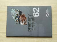 Prameny a studie 62 - Národní zemědělské muzeum 2018