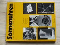 Schumacher - Sonnenuhren (1973) Sluneční hodiny