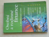 Syrový, Novotný - Osobní a rodinné finance (2007)