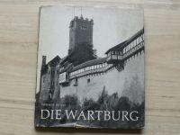 Noth - Die Wartburg (1970) Hrad Wartburg, německy
