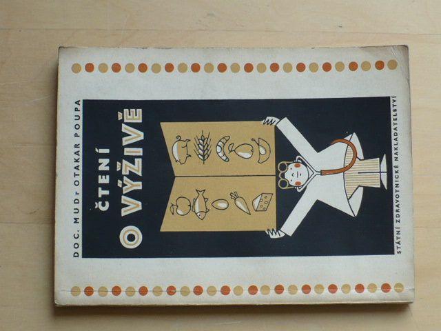 MUDr. Poupa - Čtení o výživě (1956)
