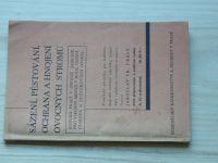 Urban - Sázení, pěstování, ochrana a hnojení ovocných stromů (1934)