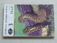 Zvířata celého světa 3 - Felix - Hadi (1978)